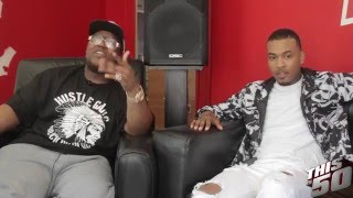 Bernard Flowers on Memphis; Signing To Epic Records; Freestyle