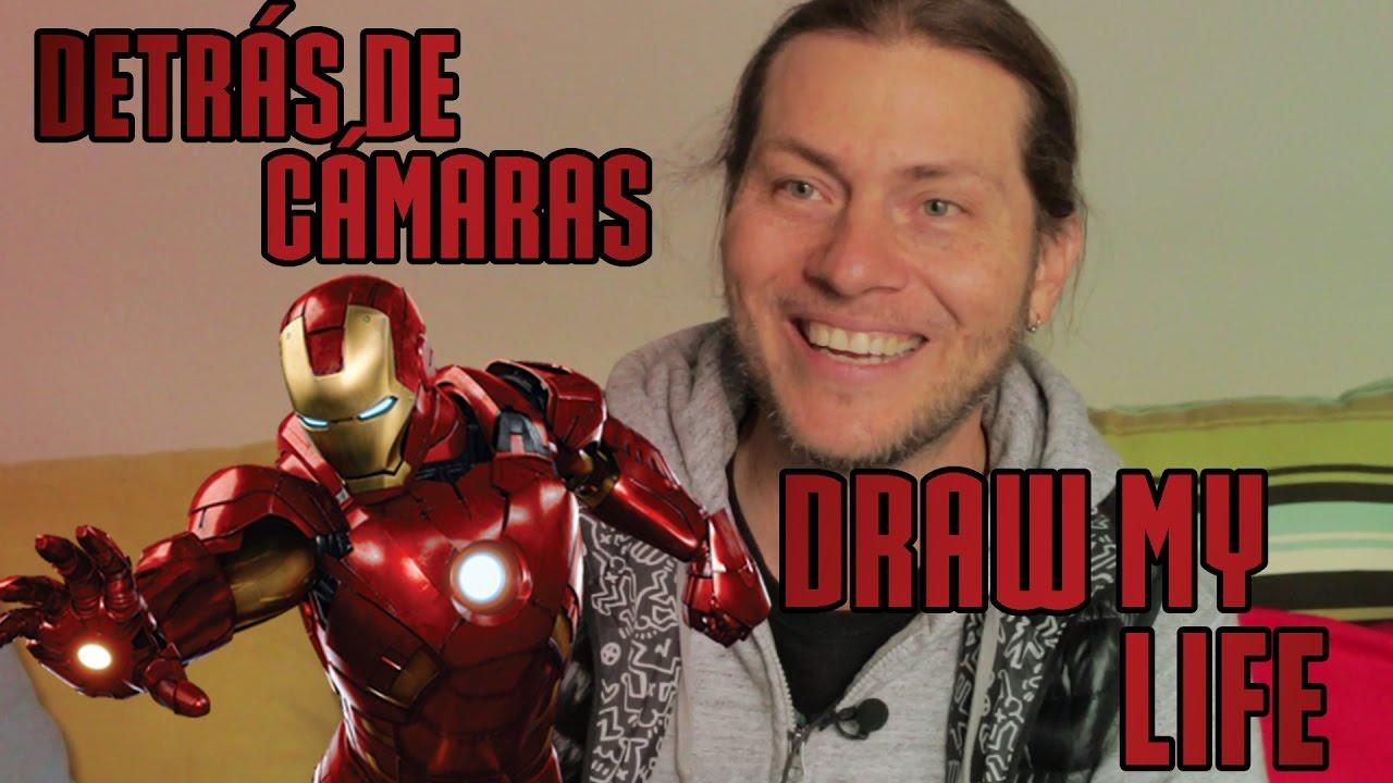 Así Se Graba La Voz De Iron Man Youtube