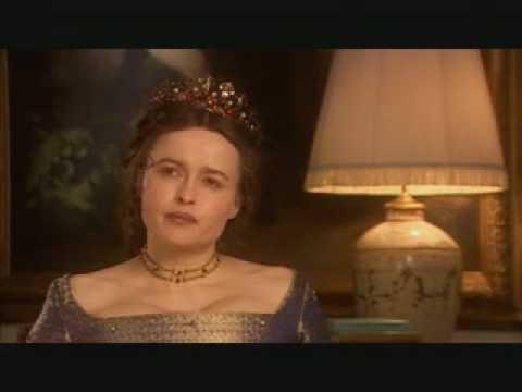 Helena Bonham Carter- Anne Boleyn interview