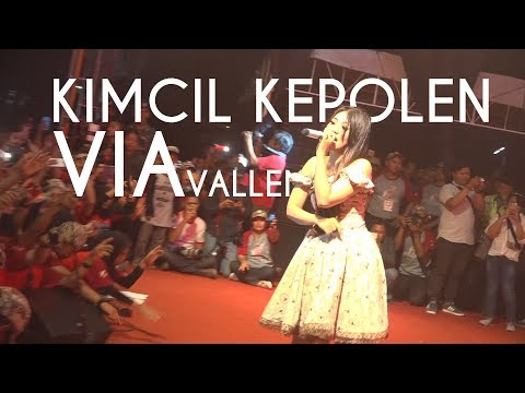 VIA VALLEN - Kimcil Kepolen | HIGH QUALITY (Audio & Video) | By EVIO MULTIMEDIA
