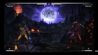 Kombat Kast ::: Triborg revealed ::: Smoke Sektor and Cyrax variations