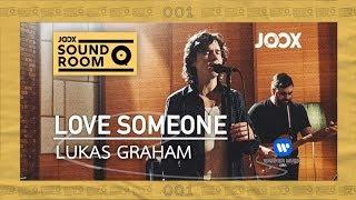 "Lukas Graham - ""Love Someone""  [JOOX Live Sessions] | Sound Room"