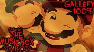 SPECIAL: MARIO THE MUSIC BOX -ARC- 100% GALLERY [Super Mario Horror Game]
