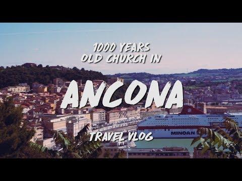 ANCONA - Marche Travel Vlog #3