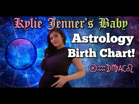 Kylie Jenner's Baby's Astrology!