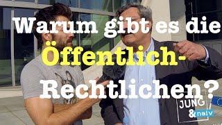 Die Öffentlich-Rechtlichen - Nikolaus Brender - Jung & Naiv: Folge 140