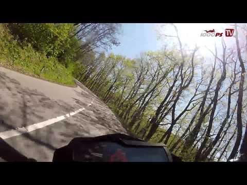 """KTM Duke 690 onboard -""""Das schnellste Bike"""""""