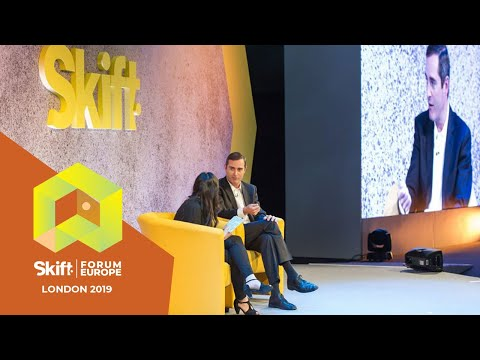 InterContinental Hotels Group (IHG) CEO At Skift Forum Europe 2019