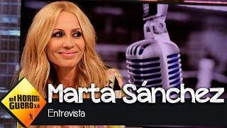 Marta Sánchez en El Hormiguero 3.0: