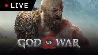 LIVE   GOD OF WAR #2 PS4 FR