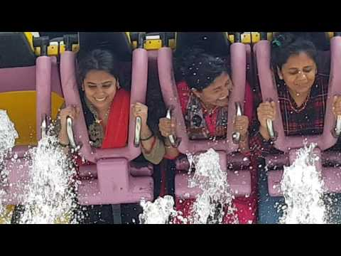 Top spin most thrilling ride at essel world