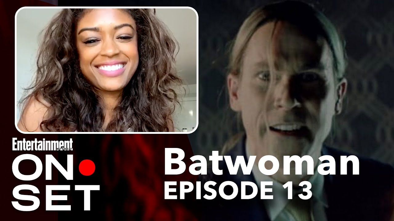 On Set w/ Batwoman: 'I'll Give You a Clue' Recap | Ep 13