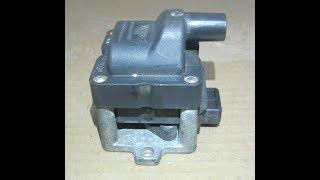 Проверка коммутатора и катушки зажигания Volkswagen. Seat. Audi.