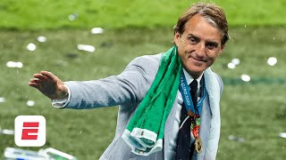 Italy win Euro 2020: How Roberto Mancini undid a century of calcio to win the title