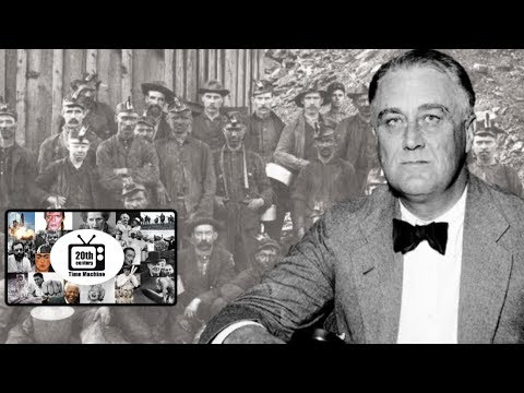 FDR and Labor Rights History