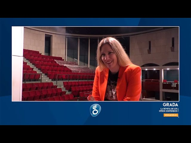 María Toledo ofrecerá un concierto en Badajoz el 10 de abril