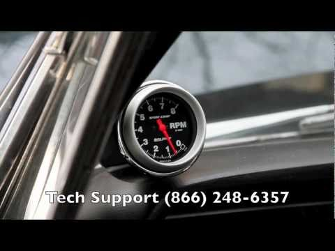 how to install tachometer on any vehicle funnycat tv
