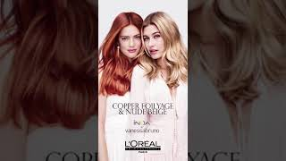 Hailey Baldwin & Emmy Rappe reveal the SS 2017 Hair Trends by L'Oréal Professionnel