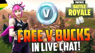 JAMAICAN Fortnite SLAYER FREE 1000 V BUCKS @100 LIKES PS4 PRO Full HD