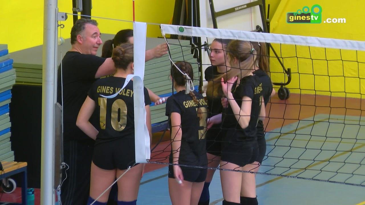 El equipo cadete de Vóley vence al Villanueva y continúa líder de su grupo