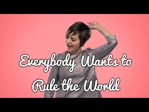 Heather Rankin - Everybody Wants to Rule the World, ft. Quake (Tears For Fears Cover)