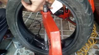 Cách và chín lốp xe .cung cấp máy 0904566844