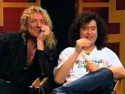Jimmy Page & Robert Plant Denton Show 1994 (Australia)