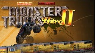 Monster Trucks Nitro 2 - iPhone Gameplay Video