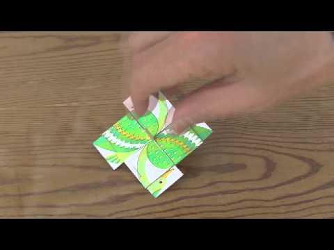 ハート 折り紙 : 折り紙 こま つまようじ : youtube.com