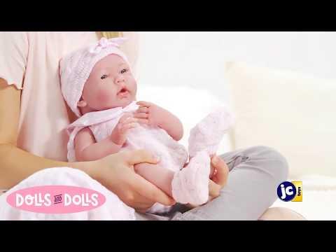LaNewborn Girl - Berenguer JC Toys
