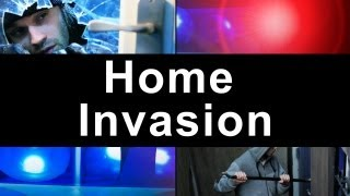 Home Invasion - Prepare Now and For TSHTF - Prepper Survival