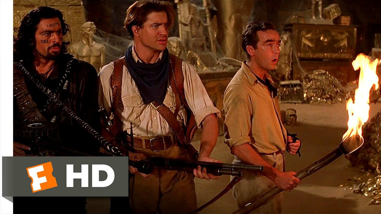 The Mummy (9/10) Movie CLIP - Imhotep's Priests Return (1999) HD