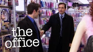Michael in a Sex Shop  - The Office US