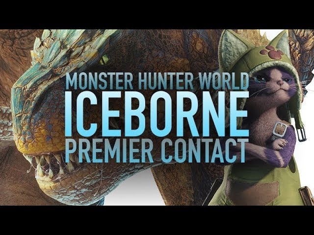 MHW Iceborne : Premier contact