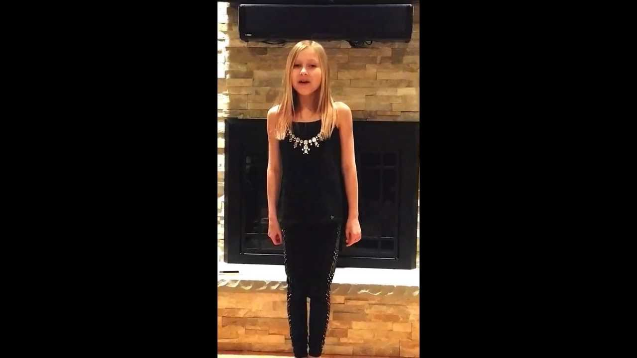 d94e6349527c Lauren Cassidy age 9 - YouTube
