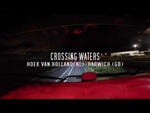 Ferry to England! Crossing Waters! - Hoek van Holland - Harwich - England Trucking