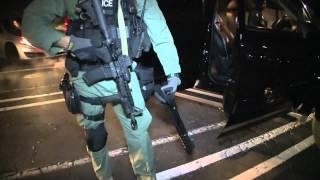 Homeland Security Special Response Team (SRT)