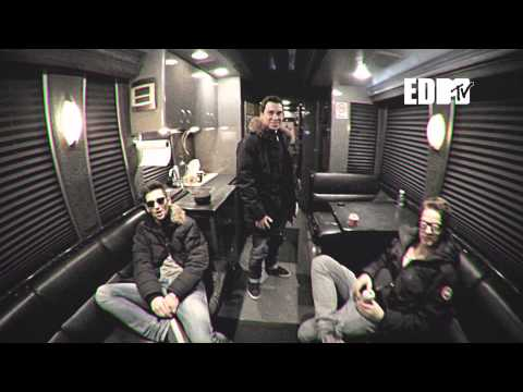 Hardwell Presents Revealed Canadian Bus Tour Aftermovie