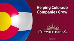 Citywide Banks Business Banking