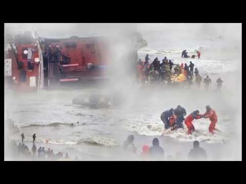 Кораблекрушение в Одессе!