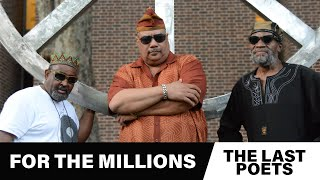 The Last Poets |  For The Millions