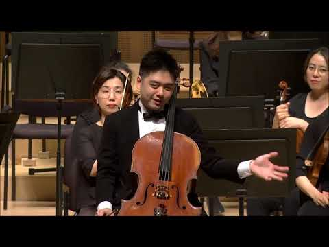 Arirang and Bach Cello Preludes - James Kim