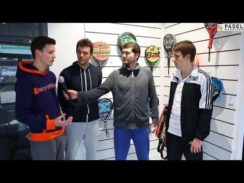 Interview de Paul Henri Mathieu sur l'appli : Tie Break