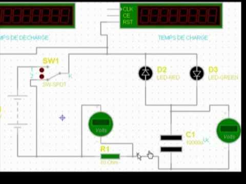 cours physique bac tunisie condensateur rc partie 1 - Resume Cours Science Bac Math