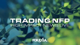 PRE NFP Analysis LIVE - Hundreds of PIPS CAUGHT!