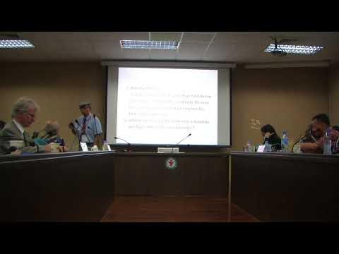 Cultural Impacts on Autonomy - Prof.Dr.Michael Cheng-Tek Tai, AUSN ; Chung Shan Medical University