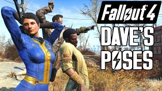 Fallout 4 - Dave s Poses Showcase and Tutorial -    - Animation Mod - X1 PC