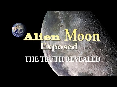 UFO PRESENTATION: E.T. Megalithic Structures on the Moon 2015 FULL [UFO Sightings]