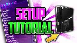 How to Setup JTAG/RGH XBOX BEST TUTORIAL! EASY!::