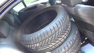 Купил шины Dunlop winter sport 4d(Добавляйтесь в друзья http://vk.com/vladbmw530 Моя группа вконтакте http://vk.com/vladbmw530public Мой канал на ютубе http://www.youtube.com/vlad..., 2014-06-06T11:00:03.000Z)